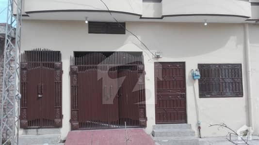 5 Marla Brand New House For Sale In Gulzar Valley Chakri Road Rawalpindi