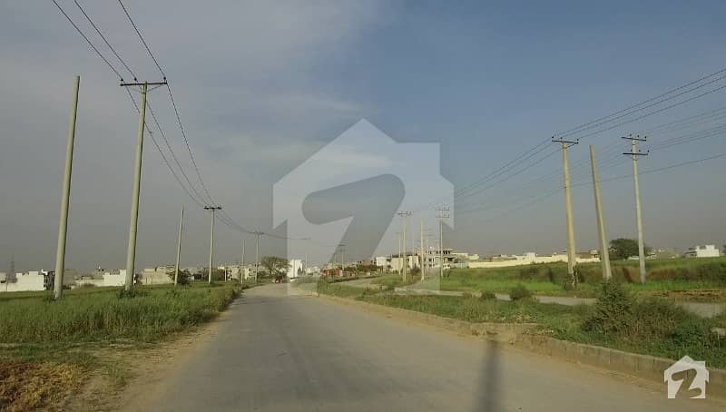 1250 Sq Feet 100% Level Plot For Sale In I-15/3 Islamabad