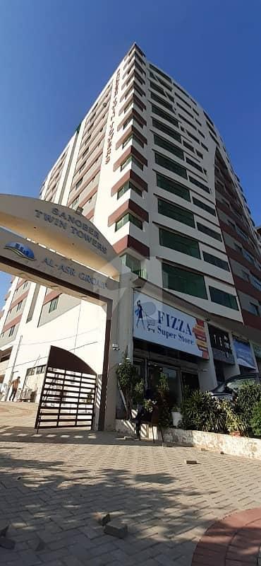 سکیم 33 کراچی میں 2 کمروں کا 4 مرلہ فلیٹ 24 ہزار میں کرایہ پر دستیاب ہے۔