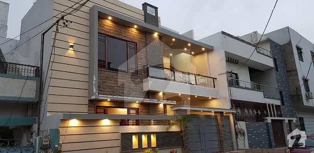 240 Sq Yard Brand New Double Storey House In Block 3 Gulshan E Iqbal