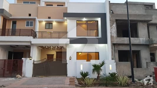 Brand New Double Storey House For Sale In Sector H Of Bahria Enclave Islamabad