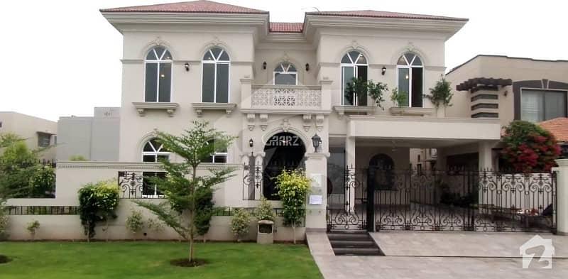 2 Kanal Brand New Double Storey House For Rent In  Nespak Housing Society Phase  I