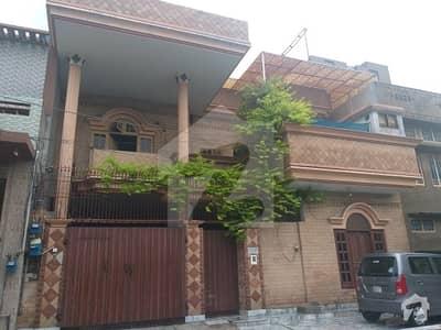 گلبرگ فیصل آباد میں 6 کمروں کا 10 مرلہ مکان 4 کروڑ میں برائے فروخت۔