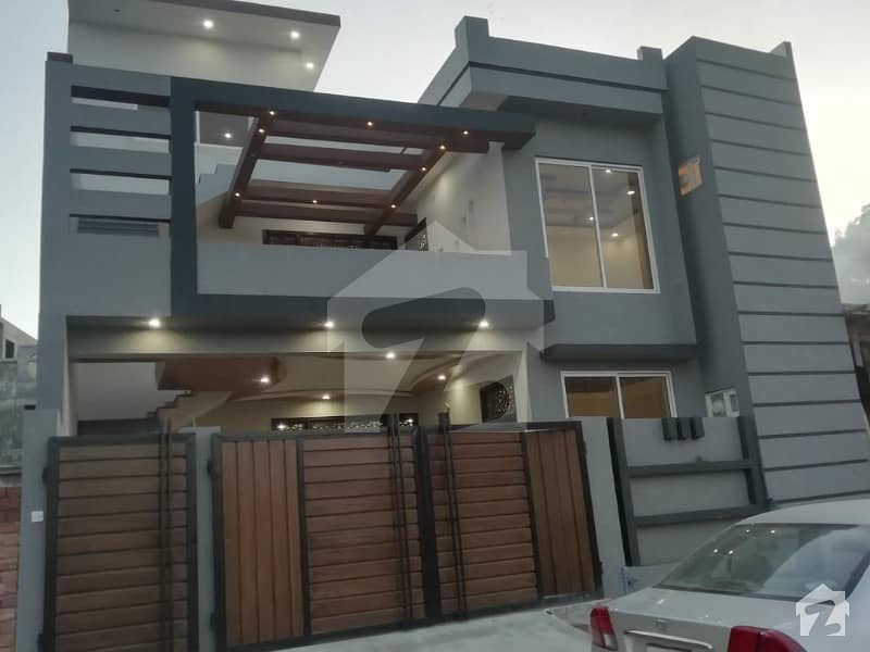 Brand New House Is Available For Rent In D12 Islamabad