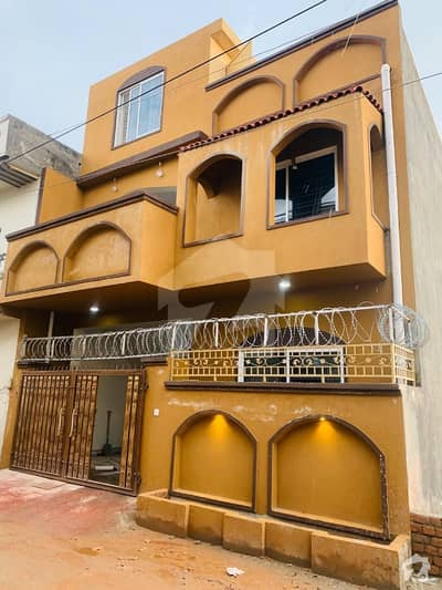 Brand New House Available For Sale In Palm City Near Chaklala Scheme 3