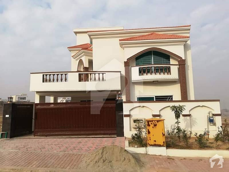 Beautifully Newly Constructed Brand New House Is Available For Sale
