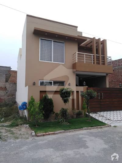 5 Marla 1 Year Old House For Sale In State Life Lahore Phase 1 Block A