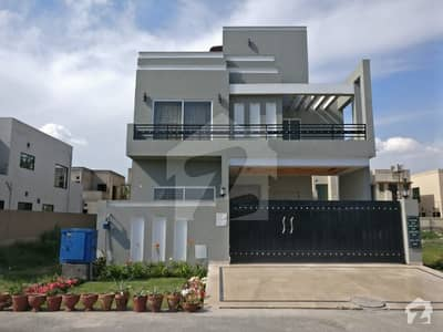 12 Marla Brand New Beautiful Solid Constructed House Near To Lake City Entrance Gate