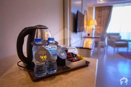1 Bed Luxury Studio Apartment In High Land Resort near Pir Sohawa