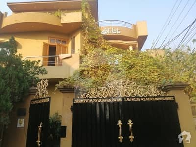 6 Marla Double Storey Corner House For Sale