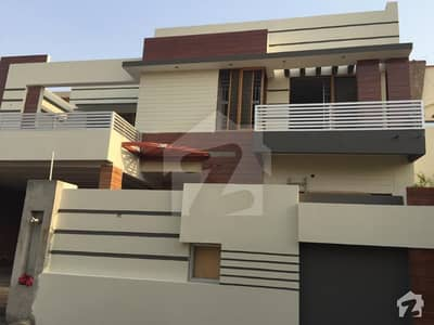 14 Marla House For Sale In Revenue Society Johar Town Lahore