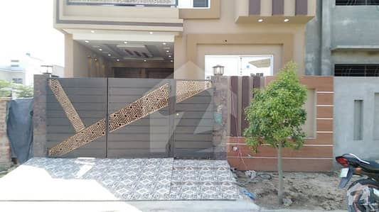 5 Marla Double Storey Brand New House For Sale In B Block Of Lake City Sector M7 Lahore