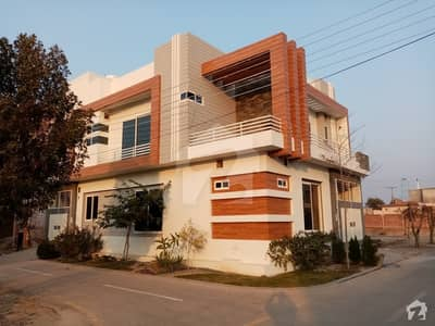 Corner Double Storey House for sale
