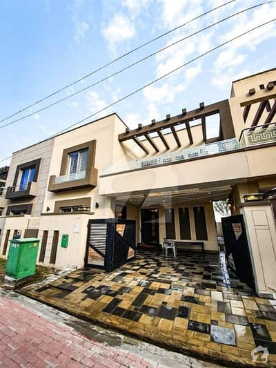 10 Marla Brand New Luxurious House For Sale Bahria Town Lahore