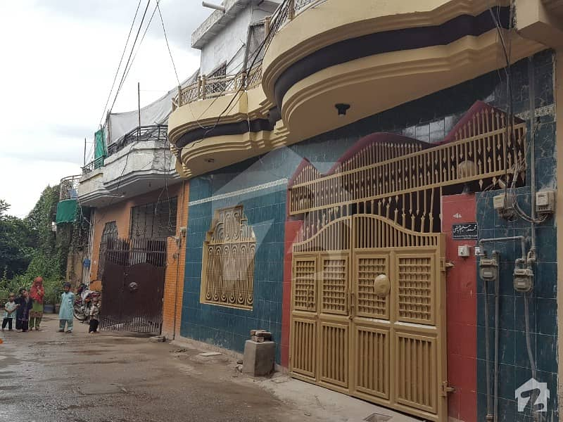 4 Marla Double Storey House For Sale In New Afshan Colony