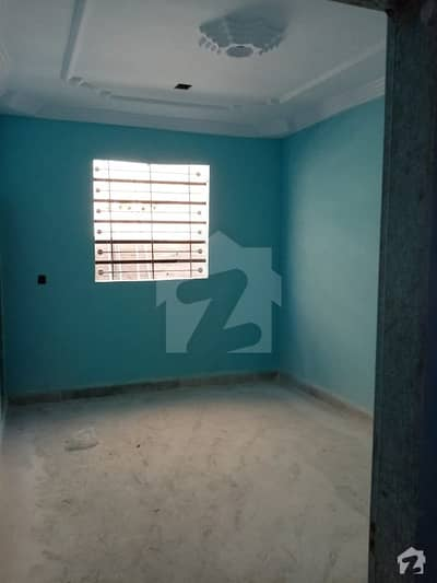 Azizabad 8 Number First Floor Portion For Sale
