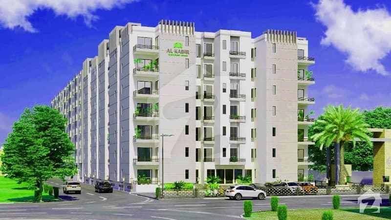 الکبیر ٹاؤن رائیونڈ روڈ لاہور میں 1 کمرے کا 2 مرلہ فلیٹ 33.5 لاکھ میں برائے فروخت۔