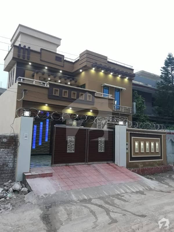 Double Storey House For Sale In Gulshan E Iqbal. lalazar 2