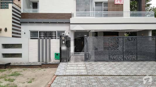 10.66 Marla Corner House For Sale In Umar Block Of Bahria Town Lahore