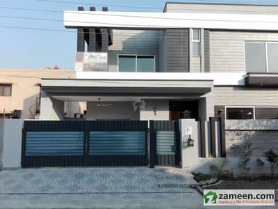 10. 50 Marla Unique Luxury Brand New Villa For Sale In State Life Housing Society Block F Nearby Park Masjid  Main Commercial