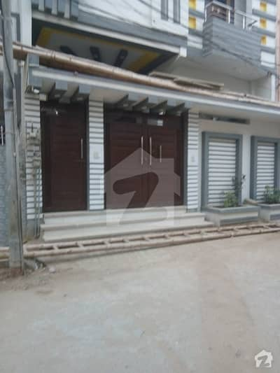 Double Storey House Is Available For Sale In North Karachi - Sector 11B