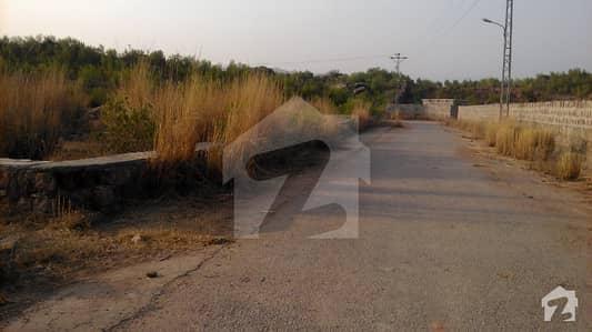 سملی ڈیم روڈ اسلام آباد میں 10 کنال رہائشی پلاٹ 3.2 کروڑ میں برائے فروخت۔