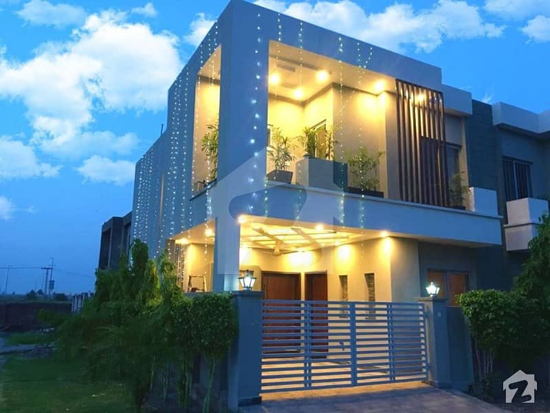 5 Marla Most Beautiful Home In Banker Cooperative Housing Society