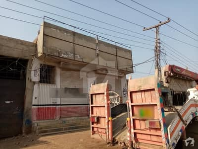 Single Storey Beautiful Commercial Building For Sale At Gt Road Okara