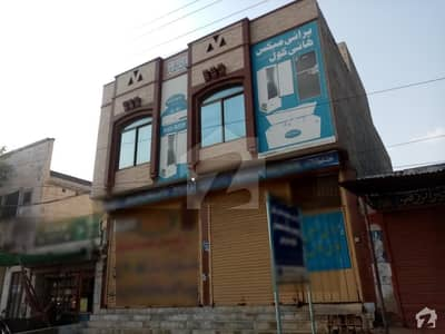 Double Storey Beautiful Commercial Building For Sale At Gt Road Okara