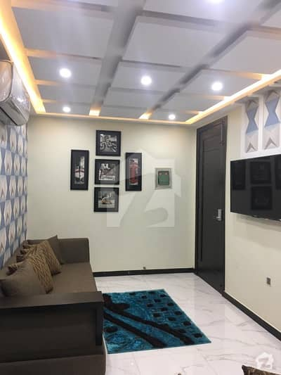 One Bed Luxury Furnished Flat Is Available For Rent Daily Basis