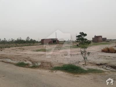 3 Marla Residential Plot File Available Sa Garden Phase 2 Lahore Punjab For Sale