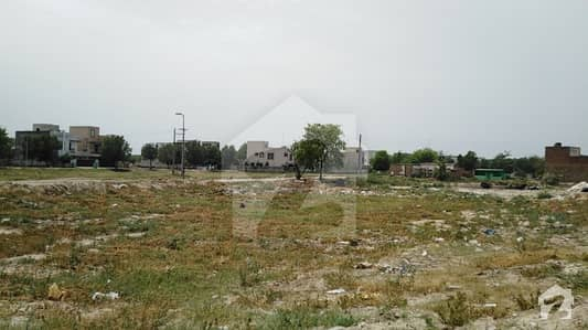 2 Kanal Plot Corner And Next 2 Corner For Sale In Lda Approved Block