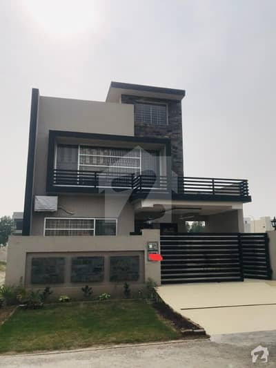 Hot Deal 10 Marla Brand New House For Sale In M-2a Very Beautiful House And Reasonable Price