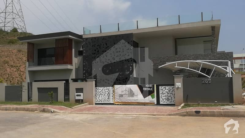 2 Kanal Brand New House For Sale In Bahria Town Phase 8