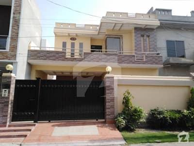 10 Marla House For Sale In C Block Of Wapda Town Multan