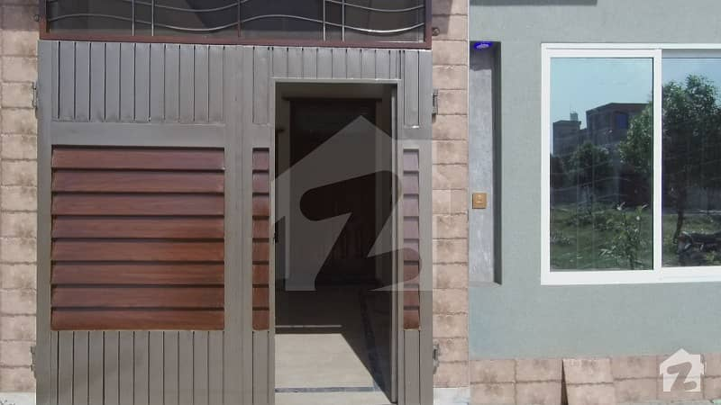 3 Marla Brand New Beautiful Design House for sale