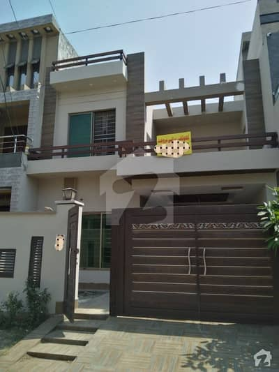 8 Marla Brand New House At Hot Location For Sale