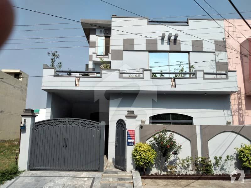 10 Marla Lower Portion For Rent In Muhafiz Town