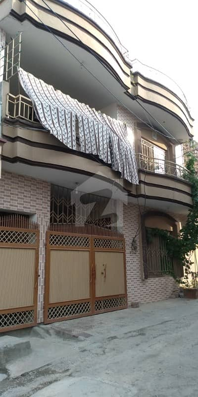 Double Storey House For Sale In Shalley Valley Rawalpindi