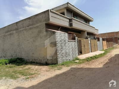 Back Side Of Gulberg Greens Block A 5 Marla Single Storey House Is Available For Sale
