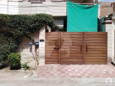 Double Storey House For Sale In Khan Village Multan