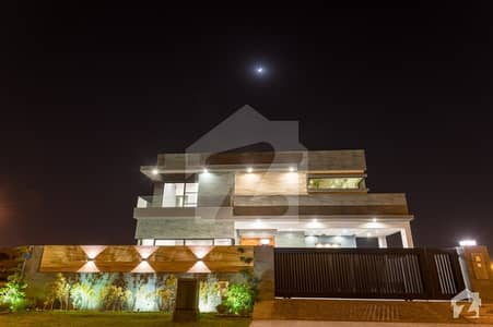 Defence 1 Kanal Brand New Luxury Bungalow For Sale In Reasonable Price