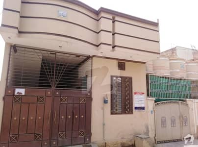 5 Marla House Is Available For Rent In Azizabad Colony At Near Laro Ada Bahawalpur