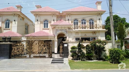 1 Kanal Corner House For Sale In D Block Of EME Society Lahore