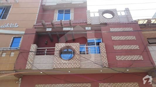 A Nicely Build 5 Marla Brand New House Is Available For Sale In Sabzazar Scheme - Block P Lahore