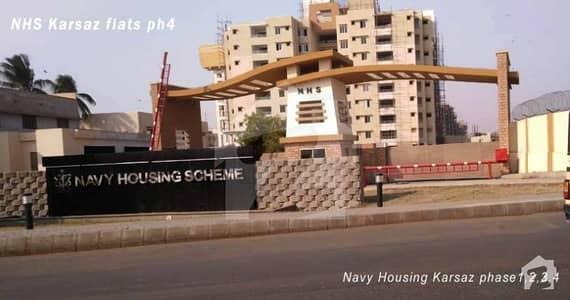 Brand New Apartment For Sale Available Naval Housing Scheme Karsaz Karachi