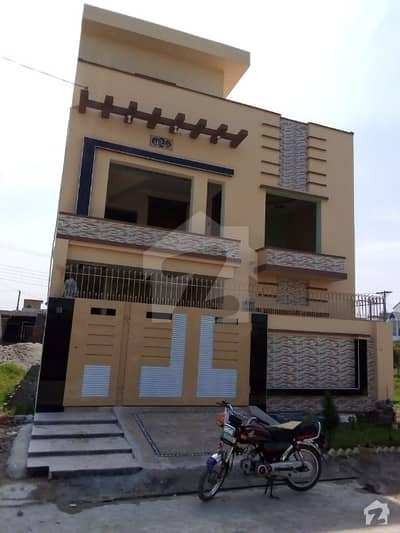 6 Marla Double Storey Home For Sale In Arslan Block Sa Gardens Lahore