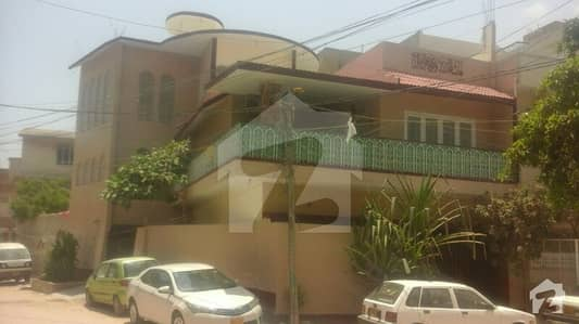 150 Sq Yard Corner House For Sale In Bufferzone Sector 16a