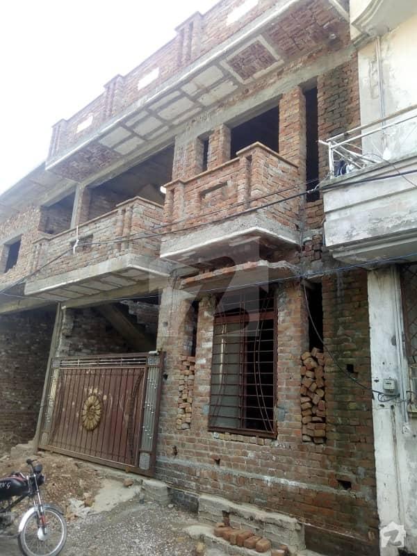 رینج روڈ راولپنڈی میں 4 کمروں کا 5 مرلہ مکان 65 لاکھ میں برائے فروخت۔