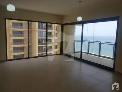 3 Bed Apartment Sea Facing For Rent In Coral Tower Emaar Crescent Bay Karachi